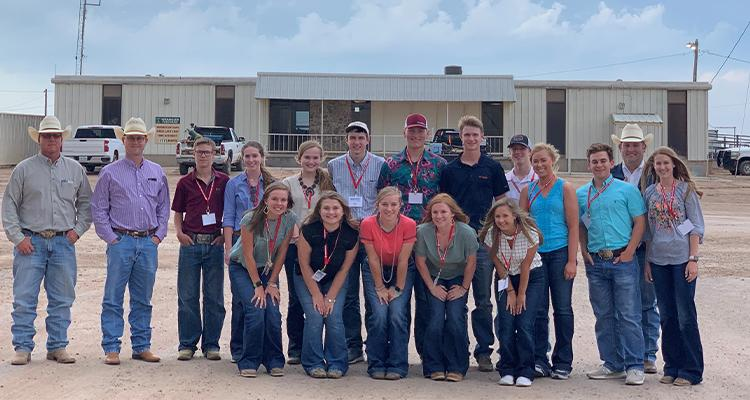 Texas Youth Cattle Conference 2019
